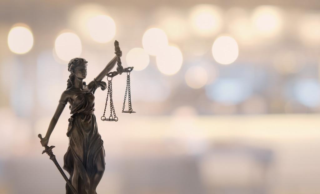Gesetz Justizia Justiz Gericht gerichtliche Vertretung Gerechtigkeit Prozess Klage verklagt werden verklagen Gerichtstermin Vergleich Berufung Revision Urteil
